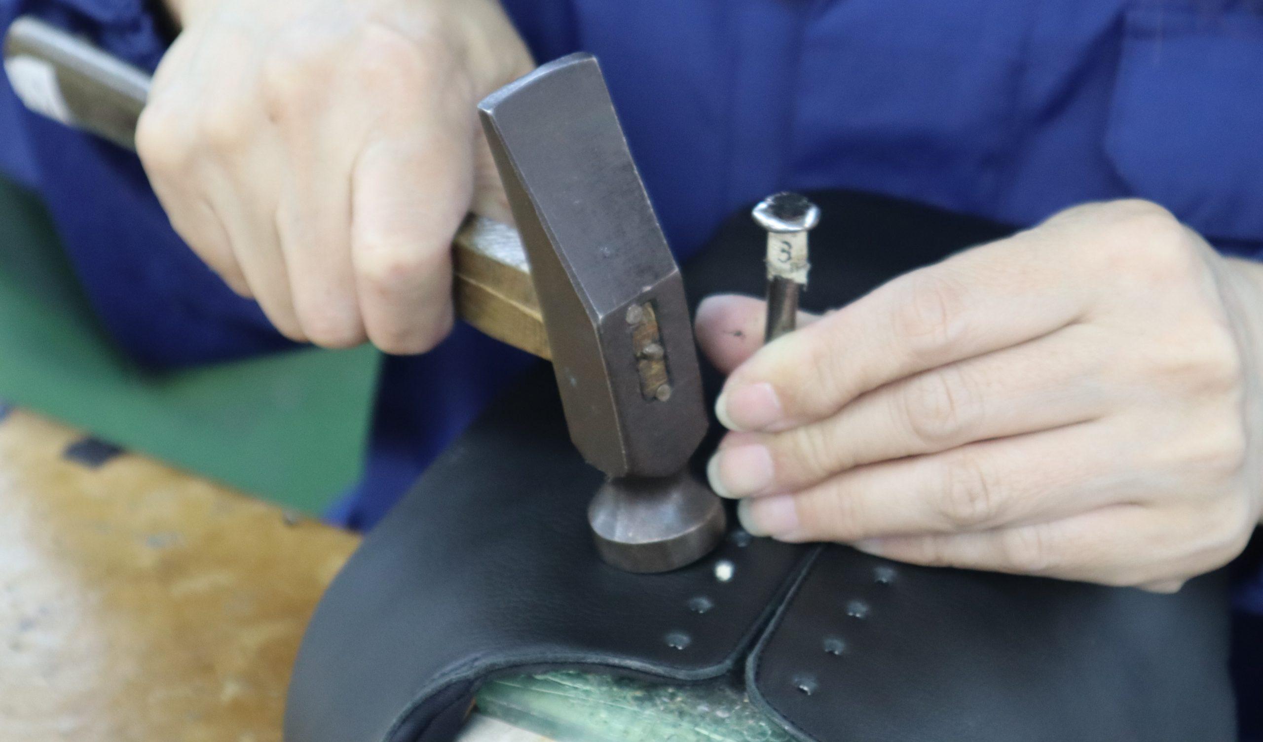 製甲(縫製)